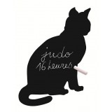 COCOBOHEME - STICKER ARDOISE CHAT