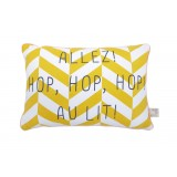 COUSSIN HOP HOP HOP AU LIT - ROSE IN APRIL