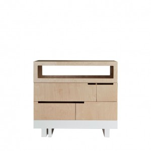 "COMMODE 100X50 CM - KUTIKAI ""THE ROOF COLLECTION"""