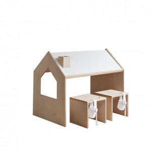 "BUREAU MAISON 100X64 CM - KUTIKAI ""THE ROOF COLLECTION"""