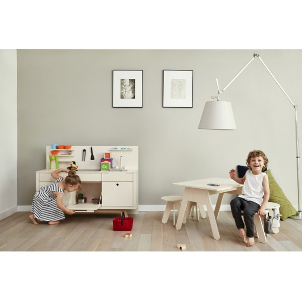 bureau enfant design 80x60 cm kutikai the peekaboo collection. Black Bedroom Furniture Sets. Home Design Ideas
