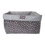 EVA &amp; OLI - PANIER DE RANGEMENT MEGA BOX ORAGE