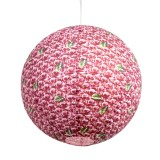 ATW - BOULE JAPONAISE RED LIGHT (40cm)