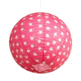 ATW - BOULE JAPONAISE PINK LIGHT (40cm)