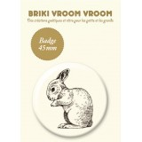 BADGE LAPIN